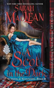 A Scot in the dark book cover