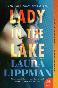 Lady in the lake : a novel book cover