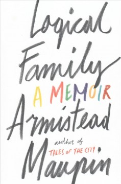 Logical family : a memoir book cover