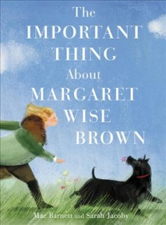 The important thing about Margaret Wise Brown book cover
