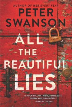 All the beautiful lies : a novel book cover