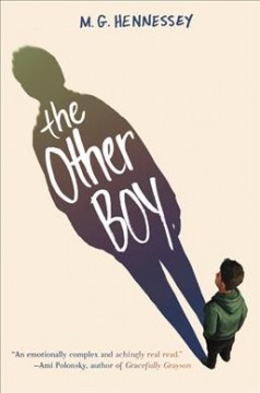 The other boy book cover