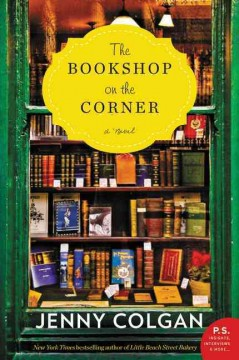The bookshop on the corner : a novel book cover