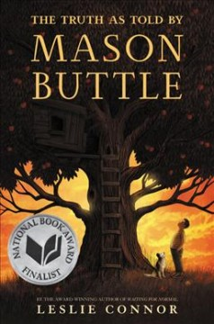 The truth as told by Mason Buttle book cover
