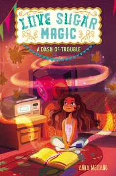 A dash of trouble book cover