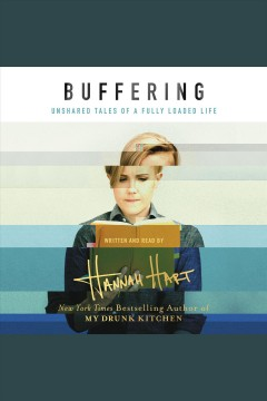 Buffering : unshared tales of a life fully loaded book cover