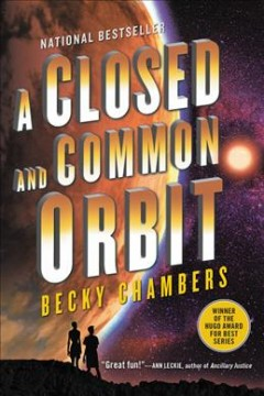 A closed and common orbit book cover