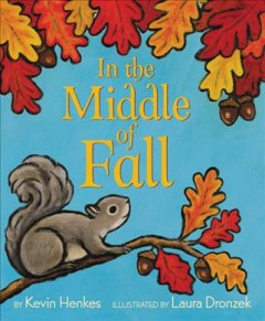 In the middle of fall book cover