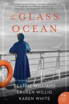 The glass ocean : a novel book cover