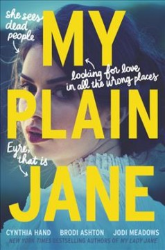 My plain Jane book cover