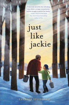 Just like Jackie book cover