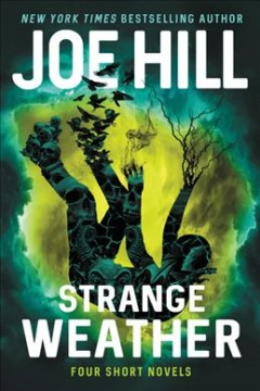 Strange weather : four short novels book cover