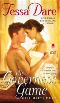 The governess game book cover