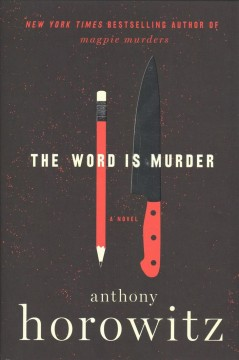 The word is murder : a novel book cover