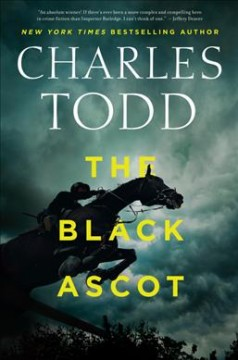 The black ascot book cover