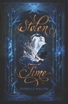 Stolen time book cover