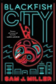 Blackfish City book cover