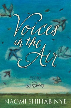 Voices in the air : poems for listeners book cover