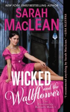 Wicked and the wallflower book cover