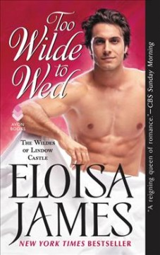 Too Wilde to wed book cover