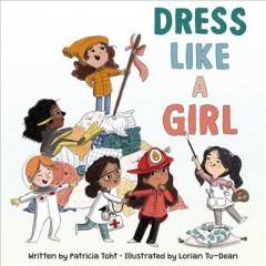 Dress like a girl book cover