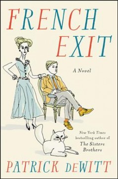 French exit : a tragedy of manners book cover