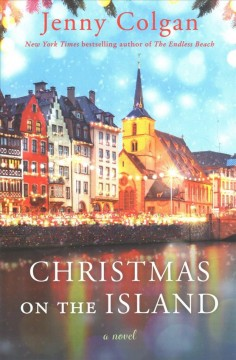 Christmas on the island book cover
