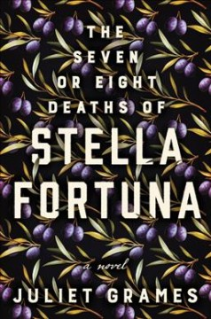 The seven or eight deaths of Stella Fortuna : a novel book cover