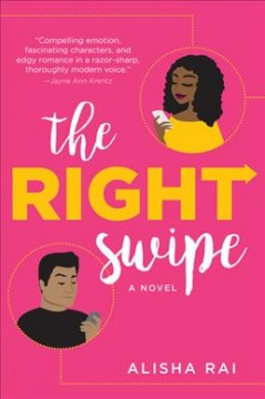 The right swipe : a novel book cover