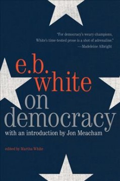 On democracy book cover