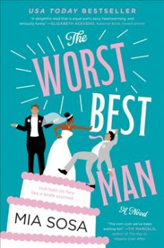The worst best man : a novel book cover