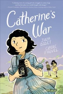 Catherine's war book cover