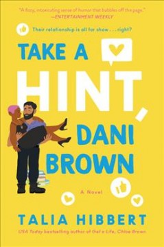 Take a hint, Dani Brown book cover