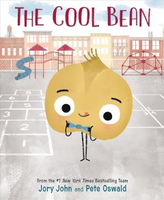 The cool bean book cover