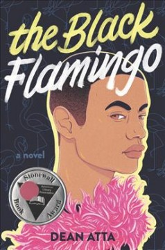 The black flamingo book cover
