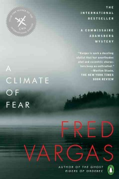 A climate of fear book cover
