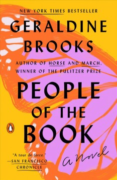 People of the book book cover