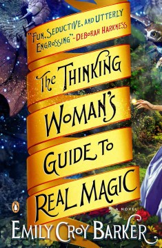 The thinking woman's guide to real magic book cover