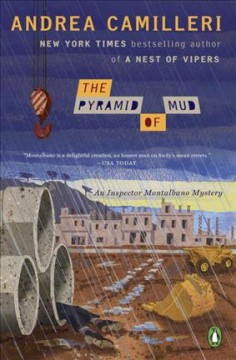 The pyramid of mud book cover