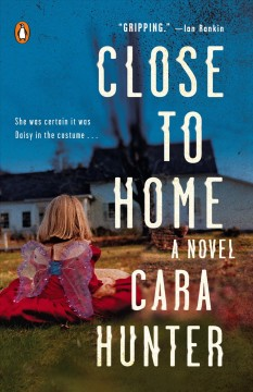 Close to home book cover