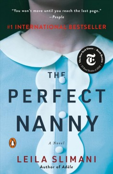 The perfect nanny : a novel book cover