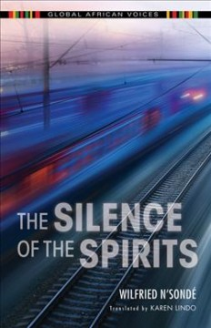 The silence of the spirits book cover