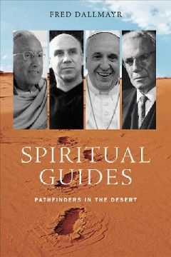 Spiritual guides : pathfinders in the desert book cover