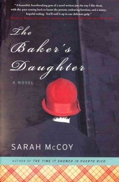 The baker's daughter : a novel book cover