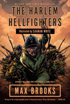 The Harlem Hellfighters book cover