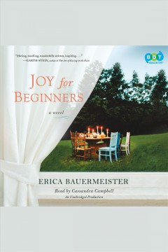 Joy for beginners book cover