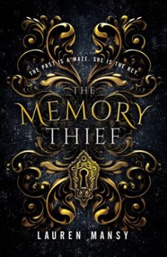 The memory thief book cover