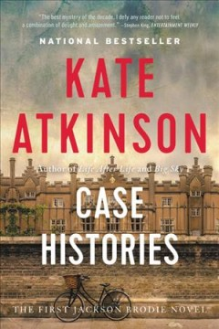 Case histories book cover