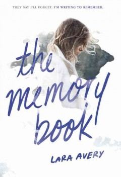 The memory book book cover