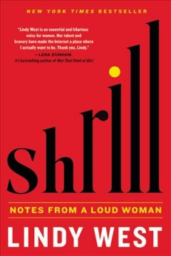 Shrill : notes from a loud woman book cover